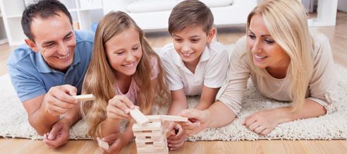 Trigema CLB - prostor pro rodinné bydlení